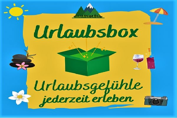 Urlaubsbox Logo Homepage